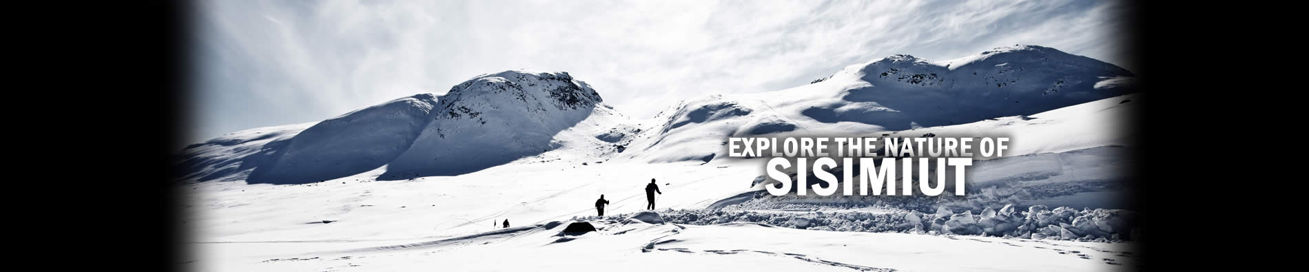 Explore the nature of Sisimiut