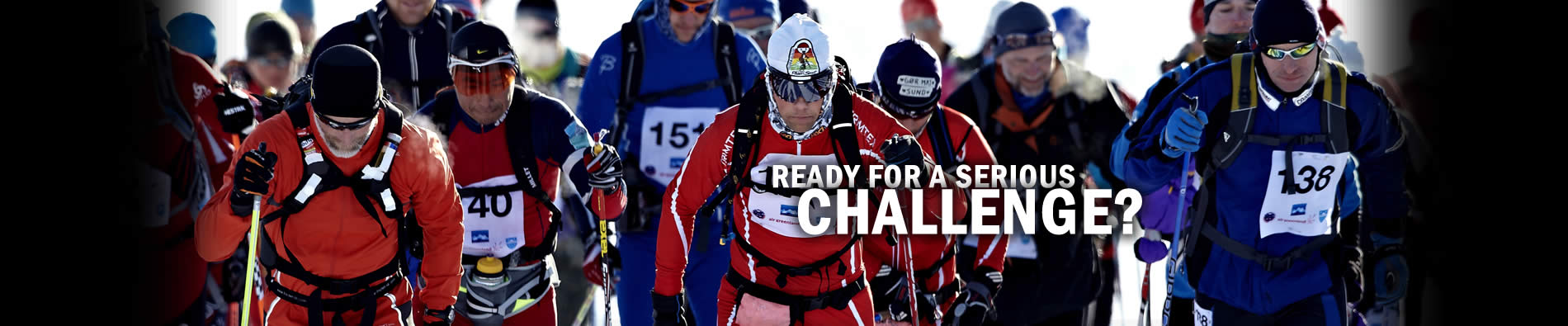 Ready for a serious challenge?