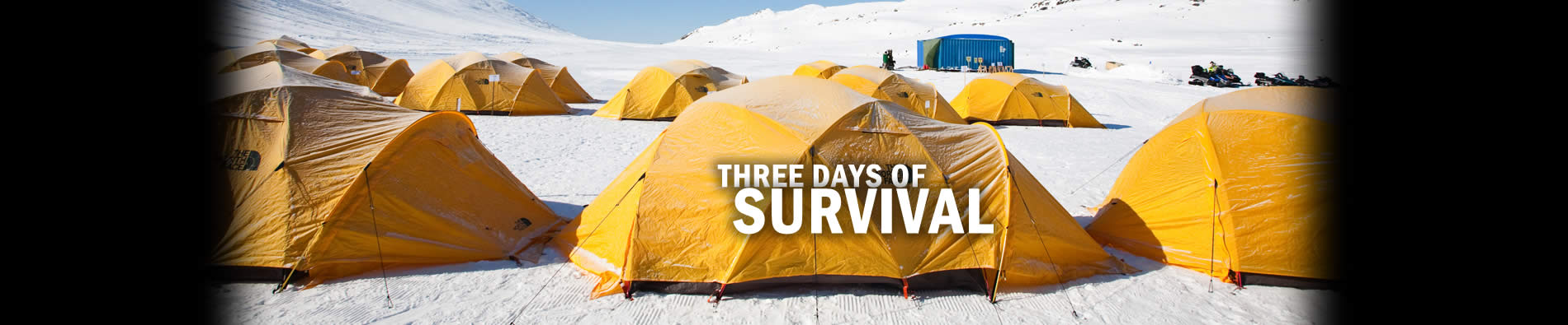 Three days of survival